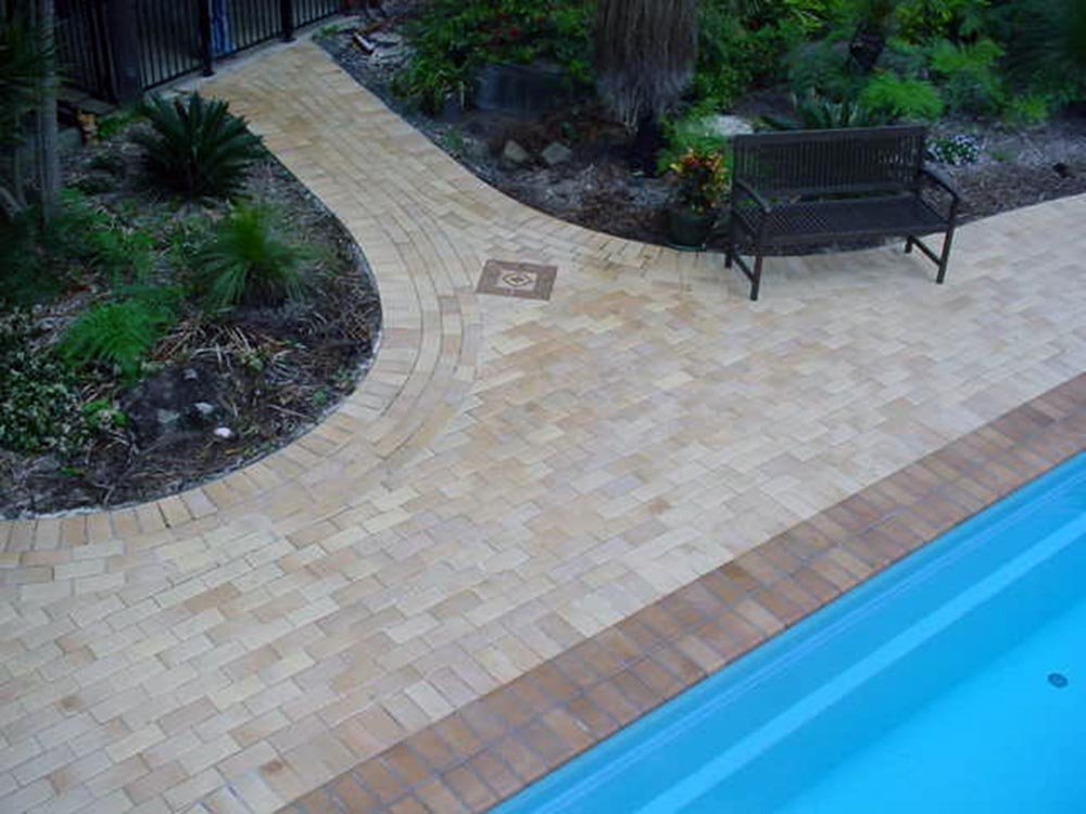 pool paving landscapes northern rivers