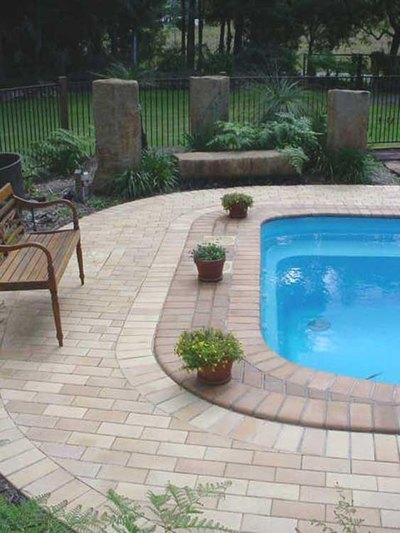 pool paving byron bay