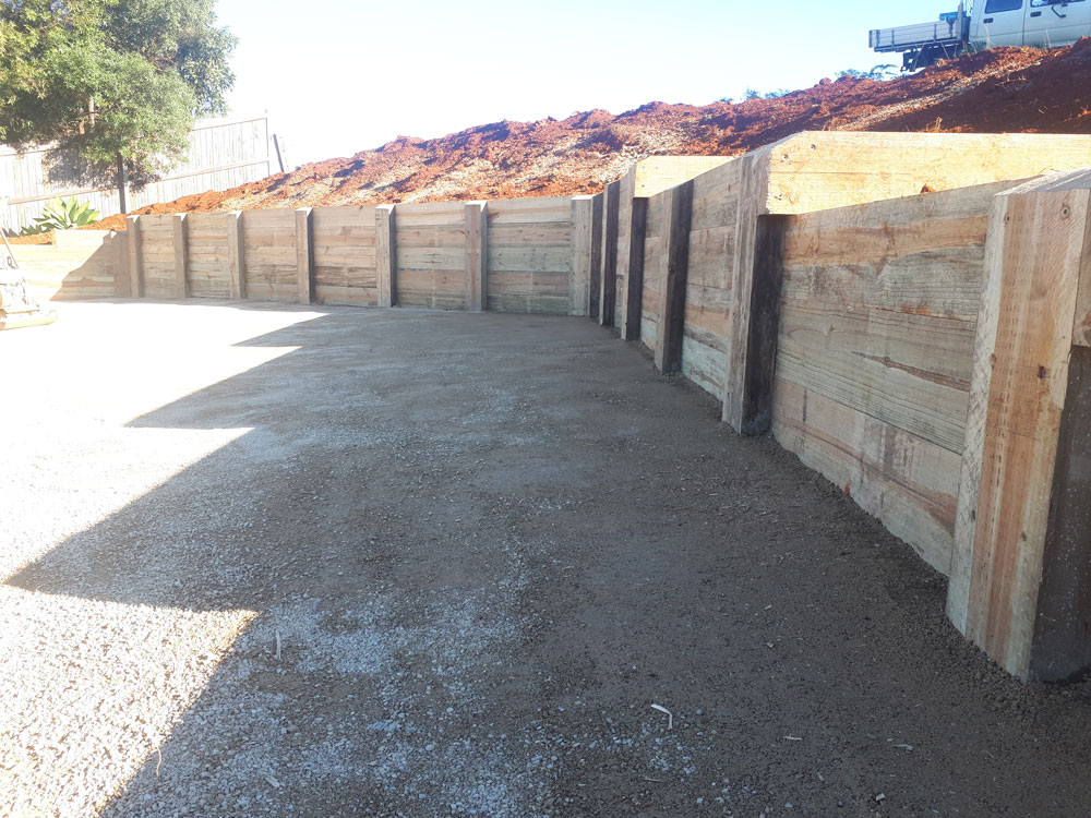retaining walls northern rivers