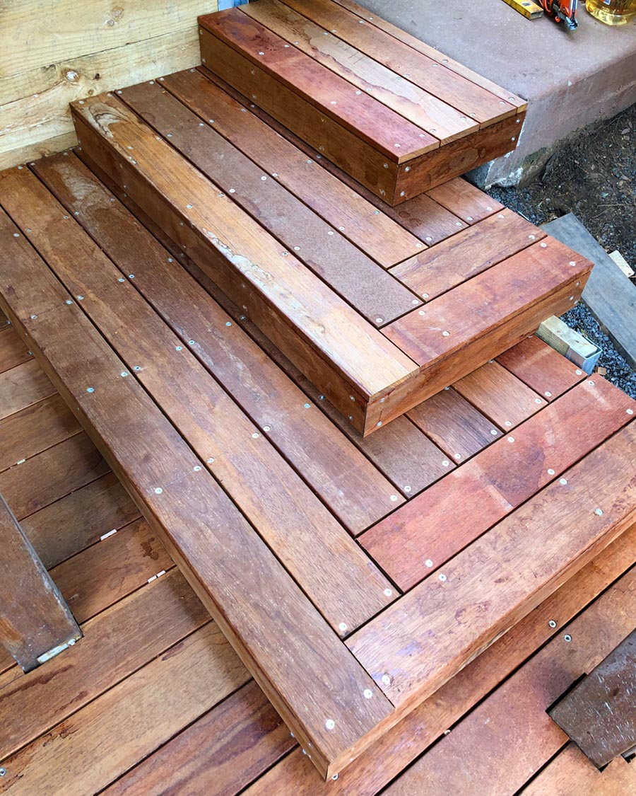 garden steps landscaping northern rivers