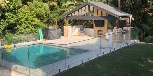 tweed coast landscaping swimming pool
