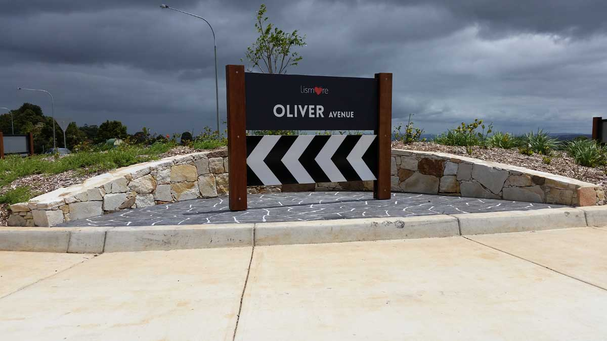 tweed coast landscaping commercial client